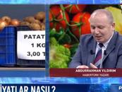 Sebze fiyatı anlatırken 'kadın ticareti' gafı