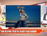 Aleyna Tilki program sunucularını birbirine düşürdü