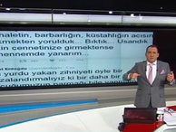 Erkan Tan canlı yayında CHP'li Erdoğdu'ya beddua etti