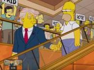 Simpsonlar 2000 yılında Trump'ı bildi…