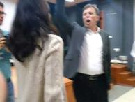 CNN TÜRK Genel Müdürü öğrencilerle tartıştı
