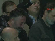 Cem Yılmaz Erdal Tosun'un cenazesinde ağladı