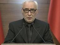 Şener Şen ödülünü 'toplumsal barışa' adadı