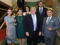 Aydın Doğan, Trump'un yemin törenine neden katılmadı?