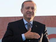 Cumhurbaşkanı Erdoğan'dan gazetecilere: Çok zor sorular sormayın!