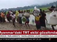 TRT World ekibi Myanmar'da gözaltına alındı