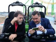 Ahmet Hakan'dan Melih Gökçek'e 5 ayrı iş teklifi