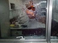 Televizyon kanalına silahlı saldırı