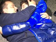 Gökmen Ulu ve oğlunun tahliye sevinci sosyal medyayı salladı