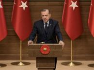 Alkışlar Cumhurbaşkanı Erdoğan için
