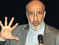 Abdurrahman Dilipak: Kola yerine çişinizi için