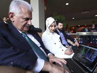 Başbakan Yıldırım 'Yılın Fotoğrafları' oylamasında kime oy verdi?