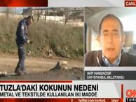 CNN Türk canlı yayında çığır atladı! Yok böyle komedi