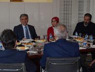 KHK eleştirisi sonrası Gül'den dikkat çeken Karar ziyareti