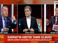 CNN Türk canlı yayınında 'zıplatırım' tartışması