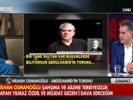 Nilhan Osmanoğlu, Yılmaz Özdil ve Müjdat Gezen'e dava açıyor