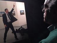 World Press Photo ödülü Burhan Özbilici'nin