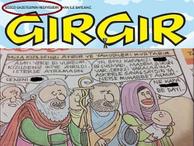 Sözcü'den skandal karikatür!