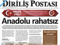 Diriliş Postası'ndan Hürriyet'e cevap: Anadolu Rahatsız
