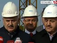 Başbakan Yıldırım: Çamlıca TV Kulesi, Ramazan'a yetişecek