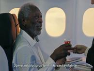 THY'nin Morgan Freeman'lı reklam filmi yayınlandı...