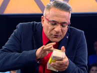Mehmet Ali Erbil kaybetti...