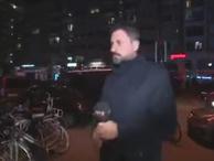 Hollanda polisinden Erhan Çelik'e sert saldırı!
