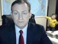 Çocukları canlı yayını basan BBC muhabiri konuştu: