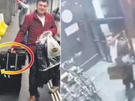 Hollanda'da Türk gazetecinin çantası çalındı...