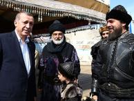 Cumhurbaşkanı Erdoğan, Diriliş Ertuğrul'u örnek gösterdi