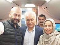 Niran Ünsal'ın nikahını Nihat Hatipoğlu kıydı