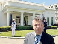 Milliyet yazarı: Beyaz Saray'da su bile ikram etmediler!