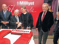 Milliyet 67. yaşını kutladı