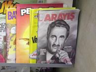 Ecevit'in dergisi 35 yıl sonra yeniden yayında