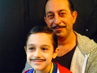 Cem Yılmaz'ın oğlu da mı Arif ve 2016 kadrosunda?