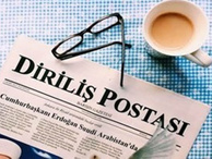 AK Partili vekil Diriliş Postası'na yazar oldu