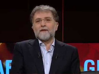 Ahmet Hakan günün televizyoncusu...