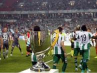Süper Kupa maçı reyting listesinin zirvesine oturdu...
