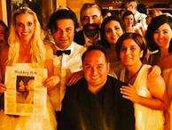Hürriyet'in mutlu günü!.. Yayın Yönetmeni evlendi...