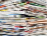 Fransa'da gazeteler basılmadı