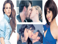 Fİ dizisinde öpüşme rekoru kırıldı!