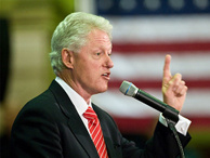 Tutuklu gazeteciler için Bill Clinton devrede