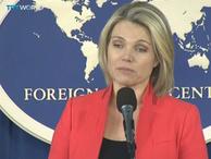 TRTWORLD Muhabiri Beyaz sarayda sordu, Amerikalı sözcü itiraf etti