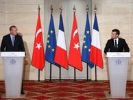 Erdoğan'dan Fransız gazeteciye ayar! FETÖ ağzıyla konuşuyorsun