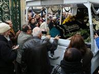 Aydın Boysan'ın cenazesinde büyük ayıp!