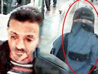 Suudi Arabistan'dan gelen ekibin girişi sırasında çekildi! Bu burkalı sır kadın kim?