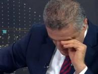 TRT moderatörü Fuat Kozluklu'nun zor yayını!