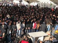 Cemal Kaşıkçı için İstanbul'da gıyabi cenaze namazı kılındı