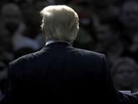 Trump  o gazeteciye çok kızdı: Sen berbat bir insansın