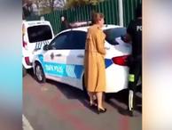 'Polise çığlık atan' akademisyenden flaş hamle!